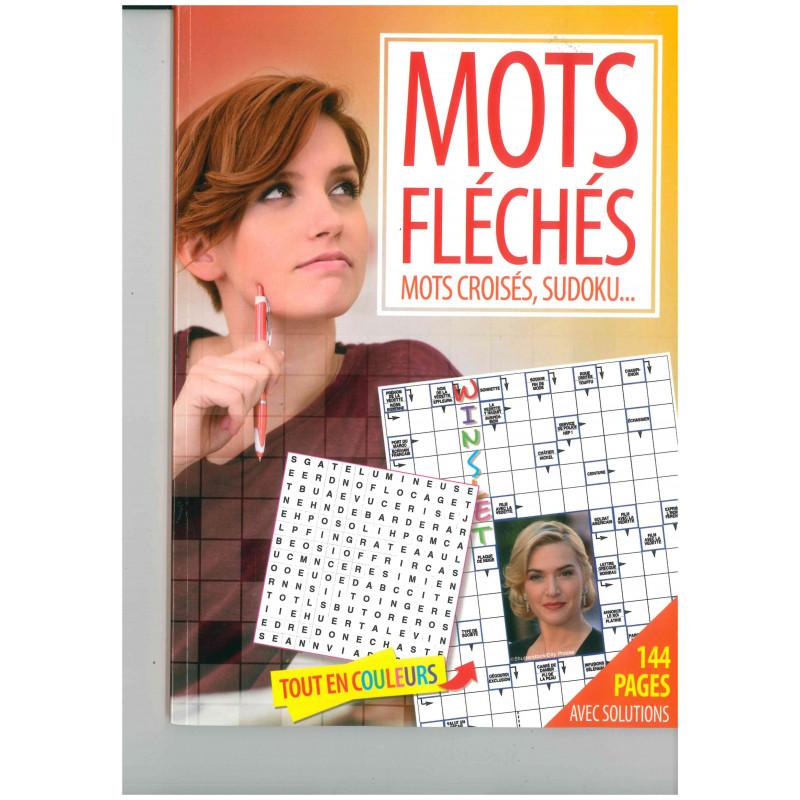 Livres Mots Fleches Mots Croises Sudoku Femme Avec Un Stylo Loisirs Et Passions Loisirs Jeux Maxilivres
