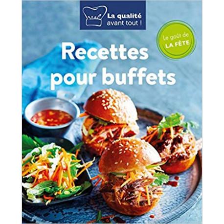 Recettes pour buffets
