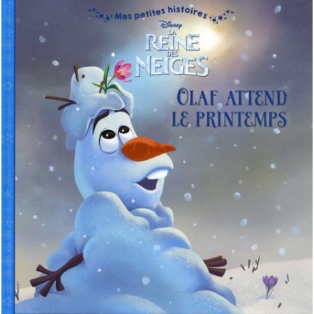 Olaf attend le printemps