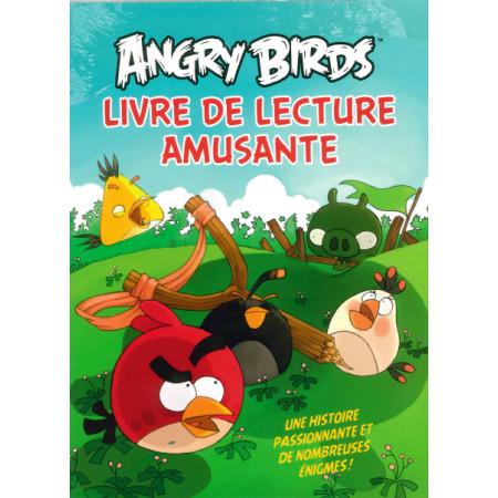 Angry Birds Livre de lecture amusante
