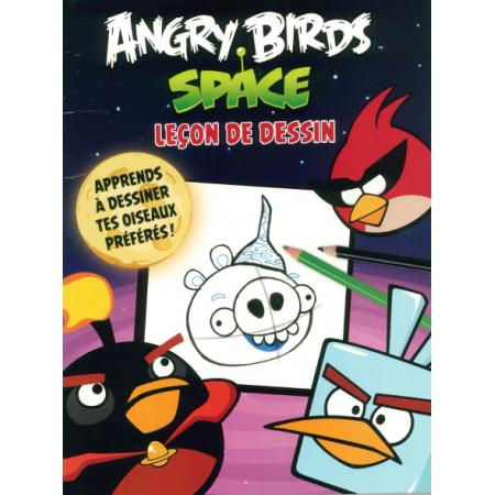 Angry Birds Leçon de dessin