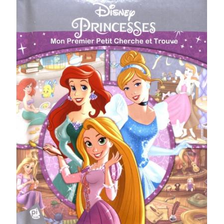 Princesses - Mon premier petit cherche et trouve