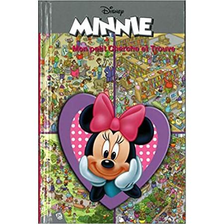 Minnie - mon petit cherche et trouve