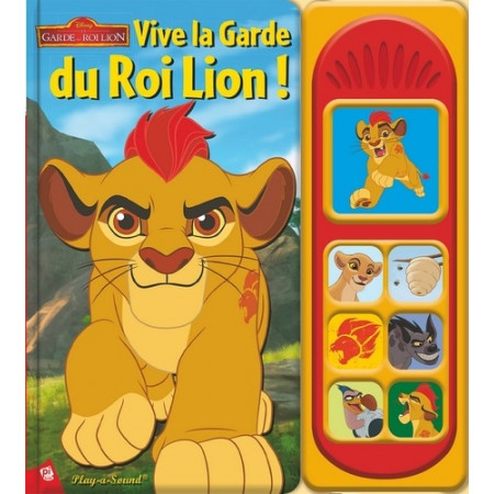 Vive la garde du Roi Lion !