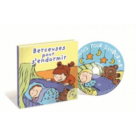 Berceuses pour s'endormir (1CD audio)