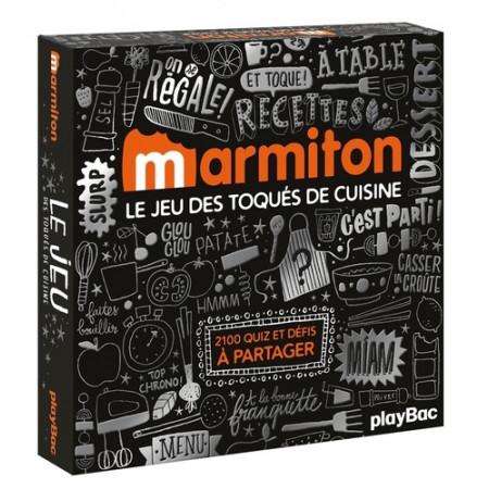Marmiton - Le jeu des toqués de cuisine