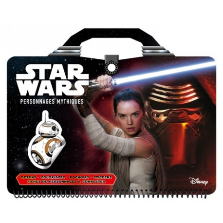Star Wars, personnages mythiques