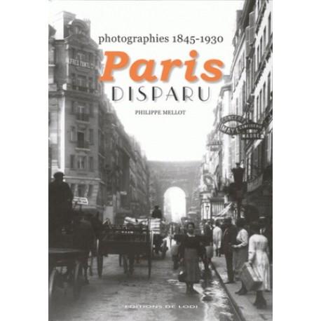 Paris disparu