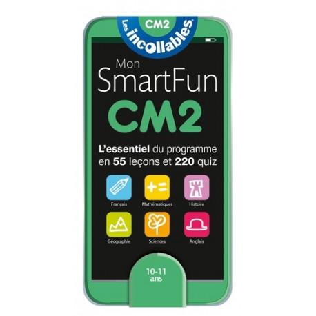 Mon SmartFun CM2 - L'essentiel du programme en 55 leçons et 220 quiz