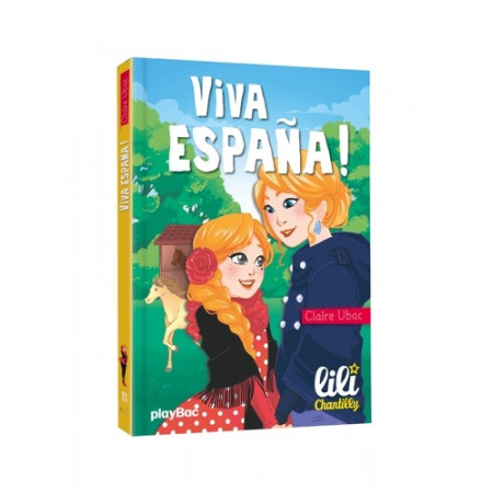 Lili Chantilly - Viva Espana !