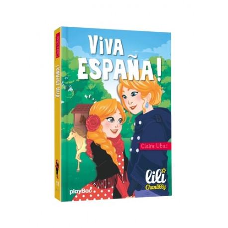 Lili Chantilly - Viva Espana !
