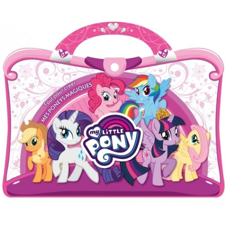 My Little Pony - Tout pour créer tes poneys