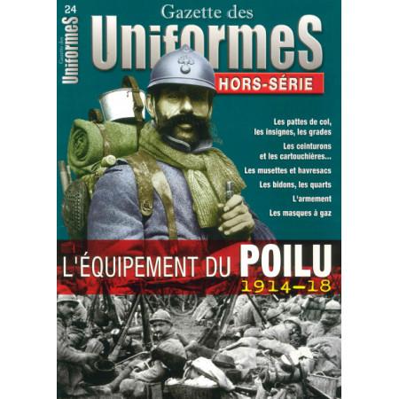 L'équipement du Poilu Gazette des uniformes N° 24