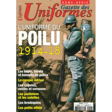 L'uniforme du Poilu Gazette des uniformes HS N° 19