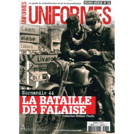 La bataille de Falaise Uniformes HS N° 32
