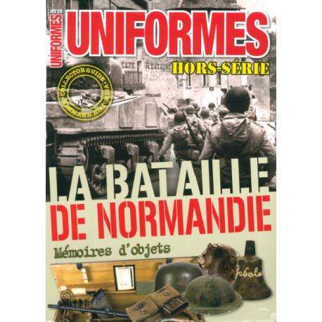 La bataille de Normandie Uniformes HS N° 25