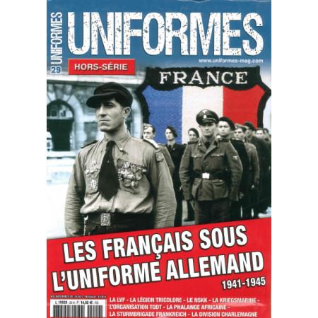 Les Français sous l'uniforme Allemand Uniformes HS N° 29