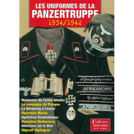 Les uniformes de la panzertruppe Gazette des Uniformes HS N° 15