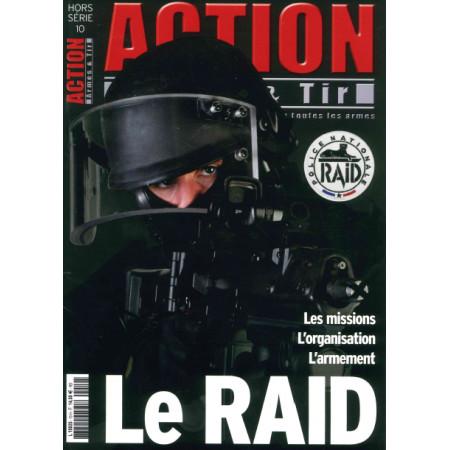 Action Armes et Tir HS N°10