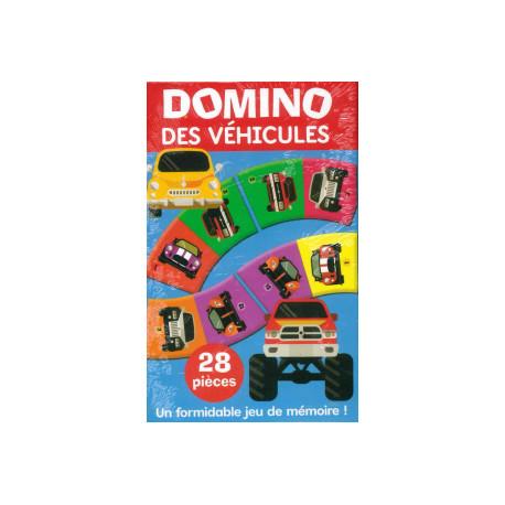 Boîte Domino des véhicules