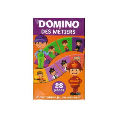 Boîte Domino des métiers