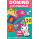 Boîte Domino des animaux