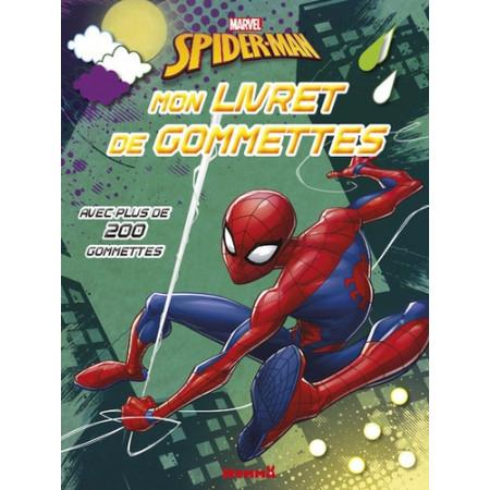 Spider-Man - Avec plus de 200 gommettes
