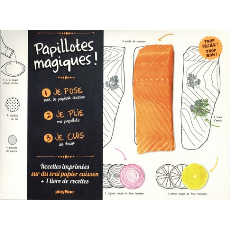 Papillotes magiques !