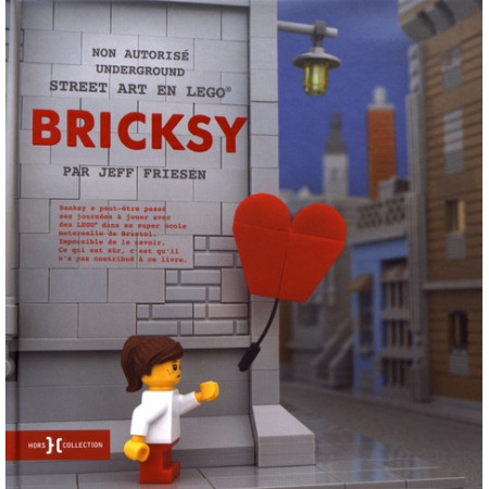 Bricksy - Street Art en LEGO