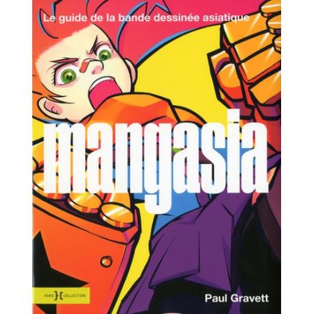 Mangasia - Le guide de la bande dessinée asiatique