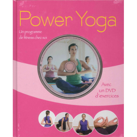 Power Yoga + 1 DVD