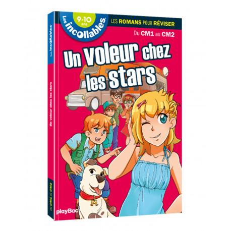 Les incollables - Un voleur chez les star (CM1 au CM2)