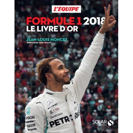 Le livre d'or Formule 1