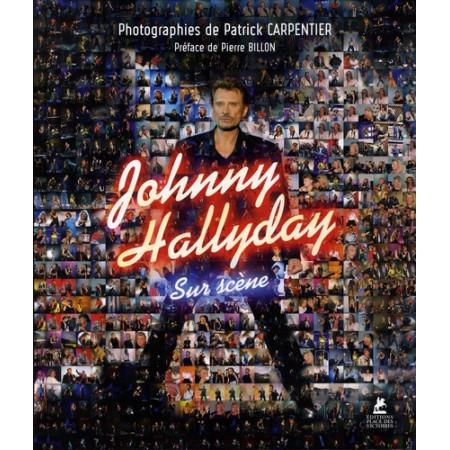 Johnny Hallyday sur scène