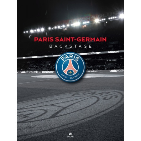 Paris Saint-Germain backstage