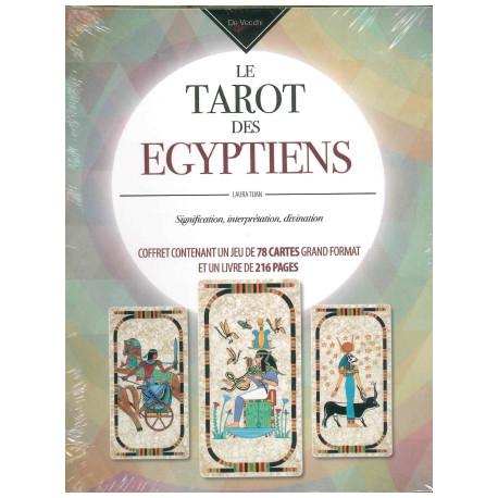 Coffret Le Tarot des Egyptiens