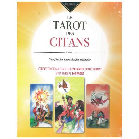 Coffret Le Tarot des Gitans