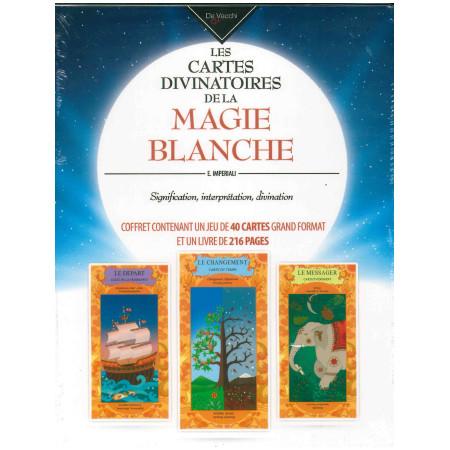 Coffret Les cartes divinatoires de la Magie Blanche