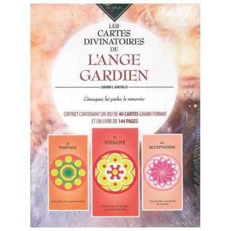 Coffret Les cartes divinatoires de l'ange gardien