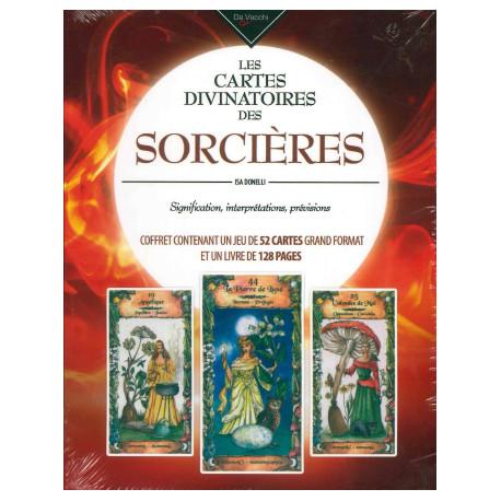 Coffret Les cartes divinatoires des Sorcières