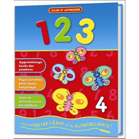 1 2 3 - Jouer et apprendre