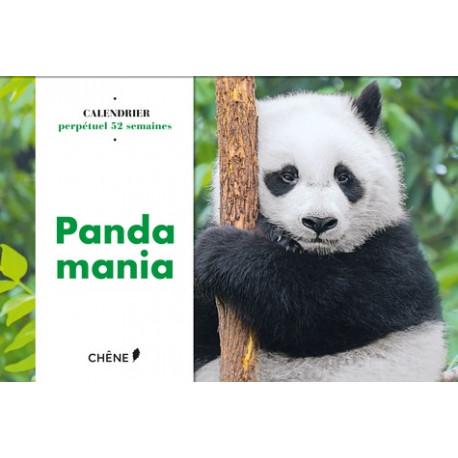 Calendrier 52 semaines panda mania