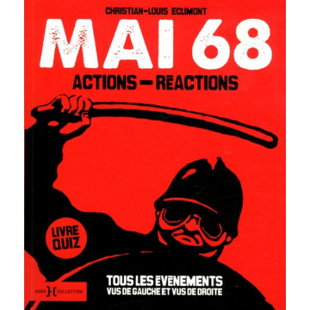 Mai 68 - Actions - Réactions