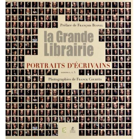 La grande librairie - Portraits d'écrivains