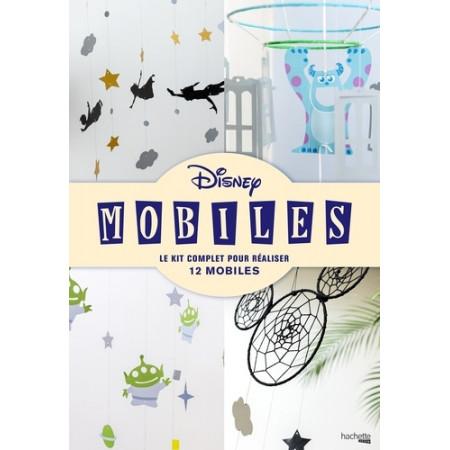 Disney Mobiles Le kit complet pour réaliser 12 mobiles