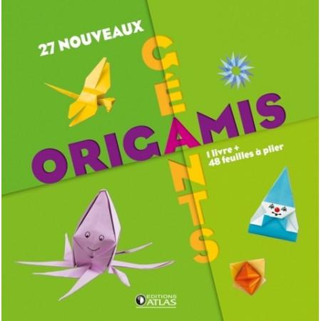 27 nouveaux origamis géants