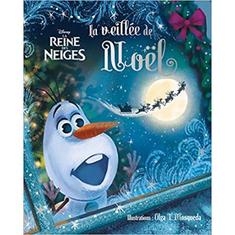 lA Reine des Neiges - La veillée de Noël