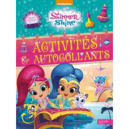 Shimmer & Shine Activités et autocollants