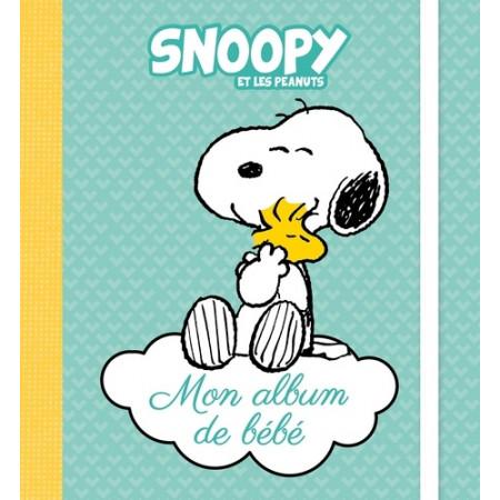 Snoopy et les Peanuts - Mon album de bébé