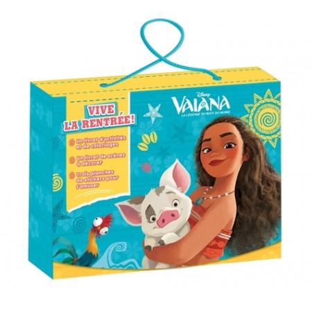 Vaiana, Vive la rentrée - Valisette activités